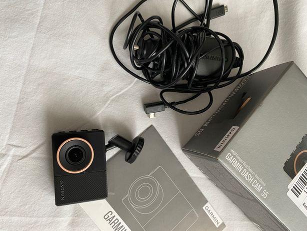 Wideorejestrator Garmin Dach Tam 55 QHD 1440p