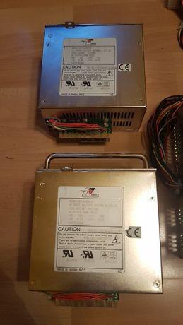 Zasilacz serwerowy 2x300w EMACS z obudowa