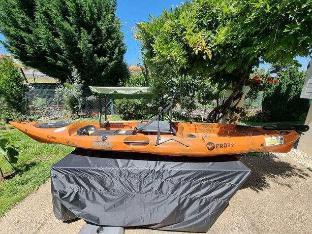 Kayak pesca 3.80m
