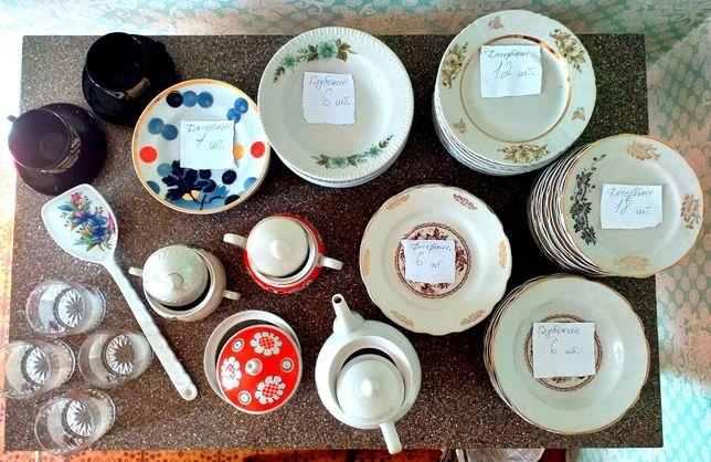 Посуда керамика и разное