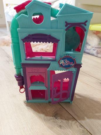 Lps игрушечный домик