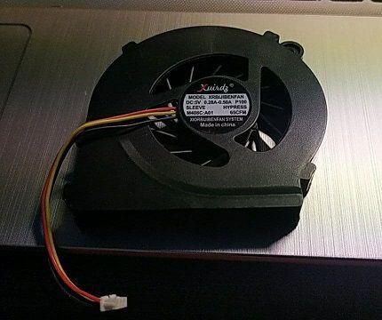 Вентилятор ноутбук ASUS