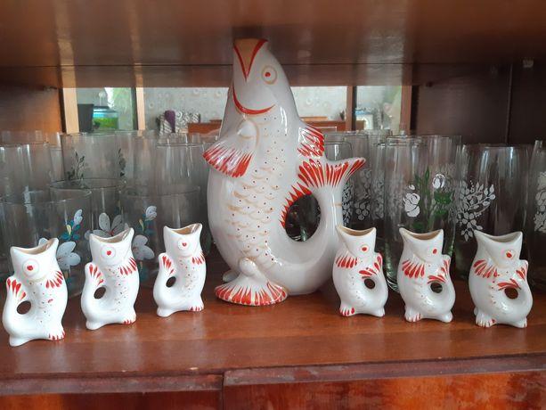 Продам набор рыбки
