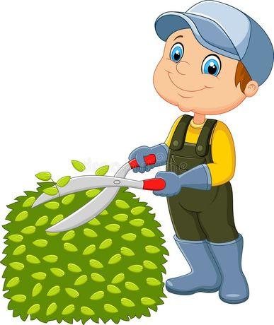 Empresa Jardinagem.