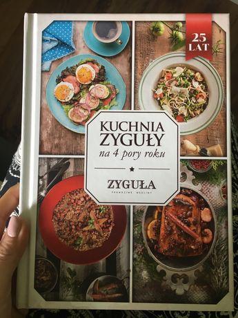 Książka kuchnia zyguły