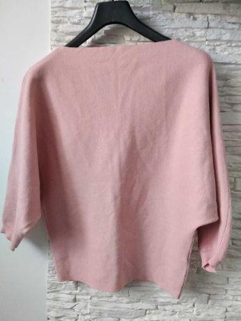 Różowy sweter mohito rozmiar S
