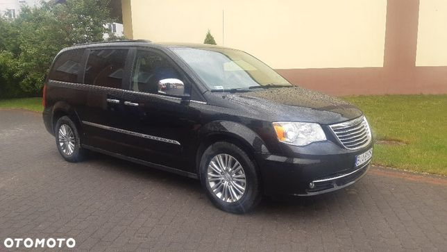 Chrysler Town & Country Touring L bezwypadkowy