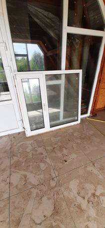 Пластиковое окно 1.20-1.40