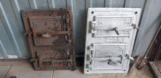 drzwiczki od pieca / wędzarnia