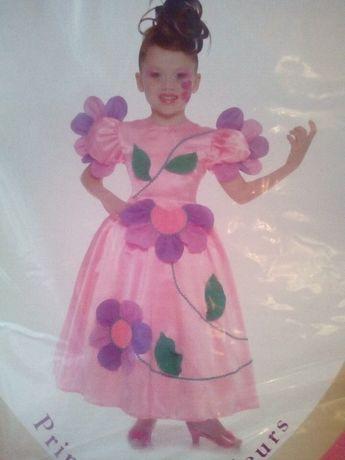 """карнавальный костюм """" Цветочная фея"""""""