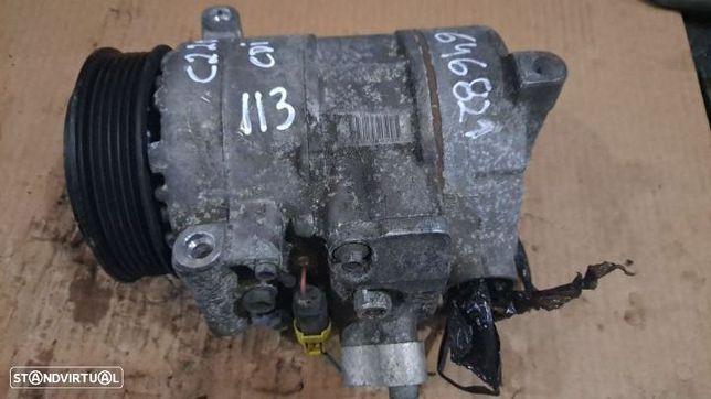 Compressor Ar Condicionado A/C Mercedes-Benz C220 CDI Ref:A0022305111