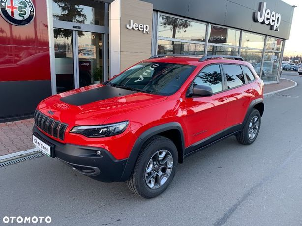 Jeep Cherokee 2.0 T Nowy Model A9 272 Km Awd Jeep Active Drive