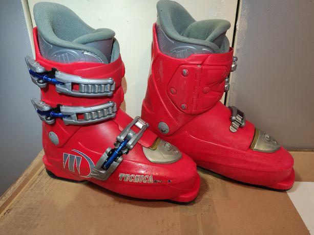 Buty narciarskie dziecięce 21 cm.