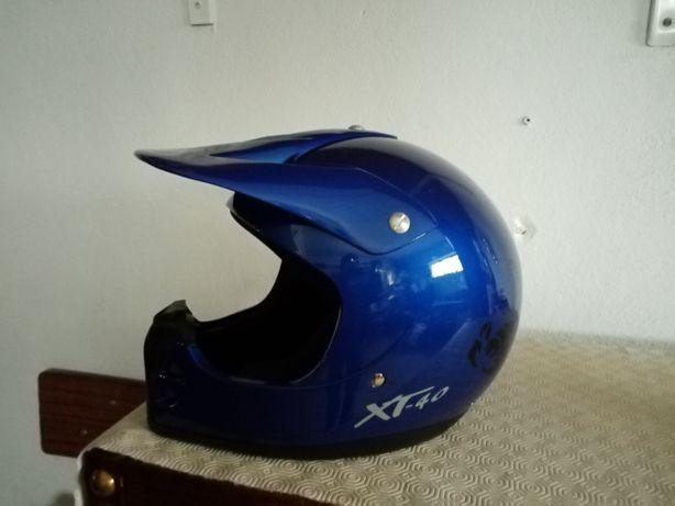 capacete de cross
