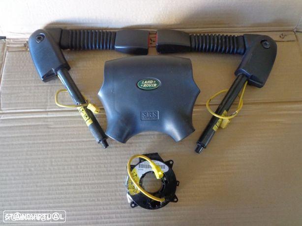 Kit airbag, fita, cintos Land Rover Freelander 2.0