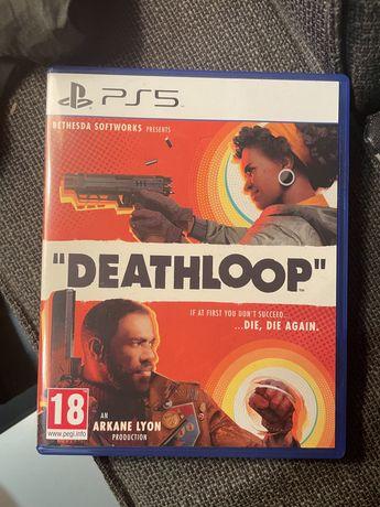 Deathloop PS5 Warszawa jak nowa
