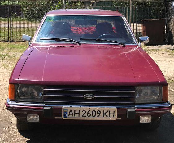 FORD GRANADA 1979 года выпуска в хорошем состоянии на ходу