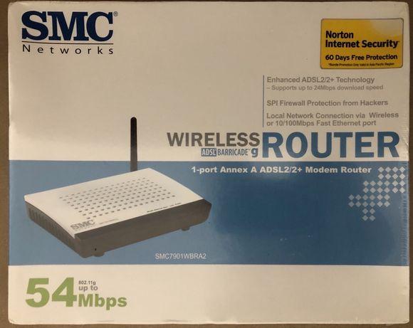 Router wireless SMC