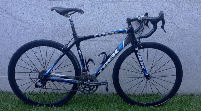 Bicicleta Trek Madone carbono T52