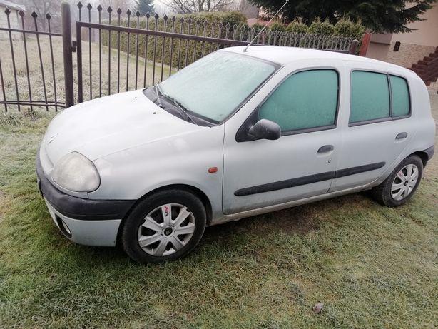 Renault clio 2 1.9 czesci