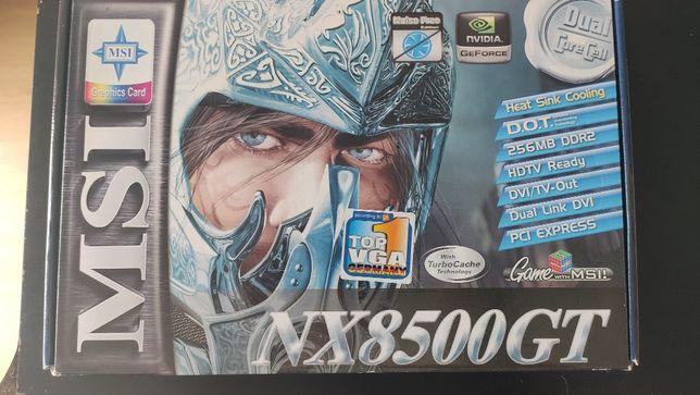 Placa gráfica MSI NX8500GT
