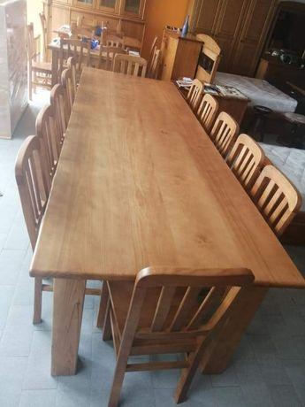 Fábrico vário tipos-Mesas e cadeiras maciças