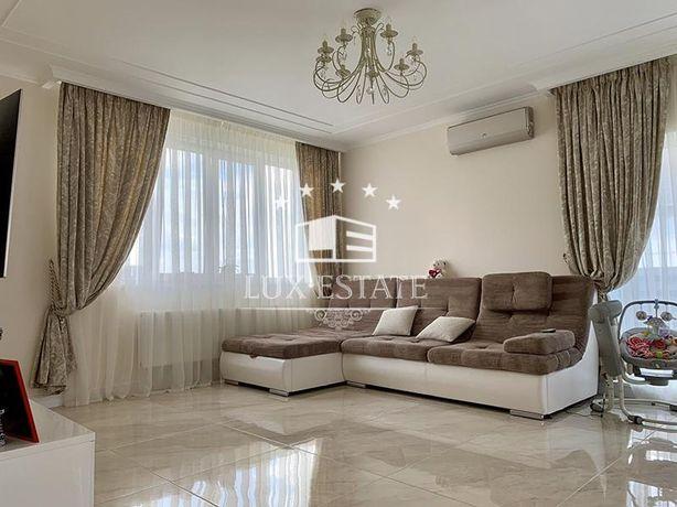 Продается дом с новым дизайнерским ремонтом