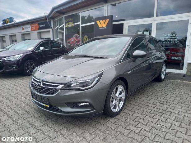 Opel Astra Opel Astra K Dynamiczarejestrowanyod Dealeragwarancja