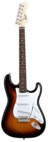 Squier by Fender Bullet Strat SSS BSB - gitara elektryczna + GRATISY