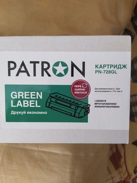 Продам картридж PN 728 GL лазерный для mf 4410/4430/4450/4550d/4570dn