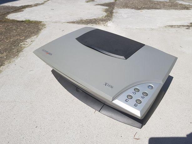 Drukarka Lexmark, skaner, urządzenie wielofunkcyjne model x1170