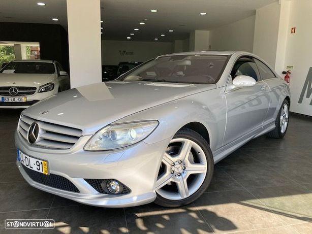 Mercedes-Benz CL 500 Standard