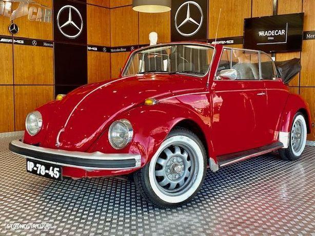 VW Carocha Cabrio