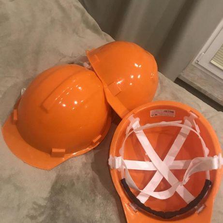 каска строительная, защитный шлем, новая, 80р