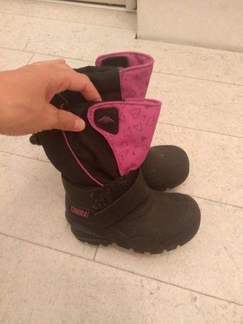 Очень тёплые зимние ботинки Tundra