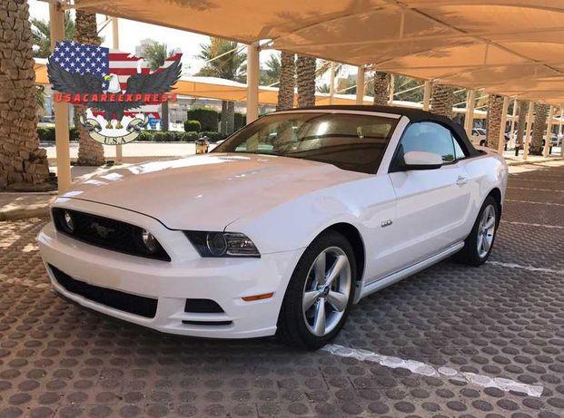 FORD MUSTANG GT 2014 USA 5.0L срочно