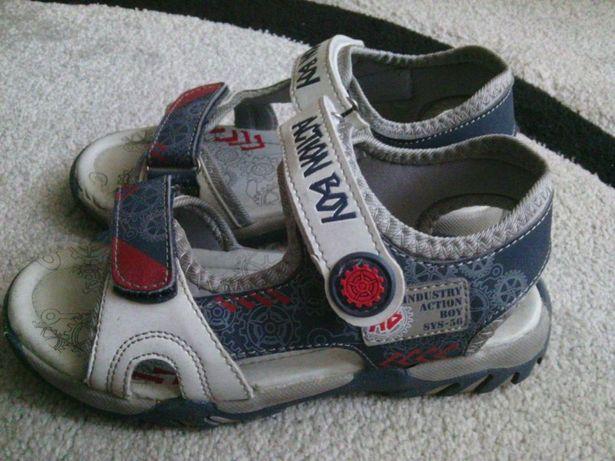 Sandały chłopiece 34