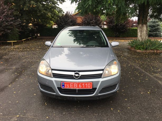 Opel Astra H свіжопригнана