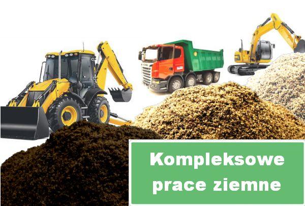 Piasek podsypkowy, płukany, 0-2, ziemia ogrodowa, czarnoziem, granit