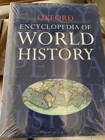 Encyclopedia of World History -Oxford