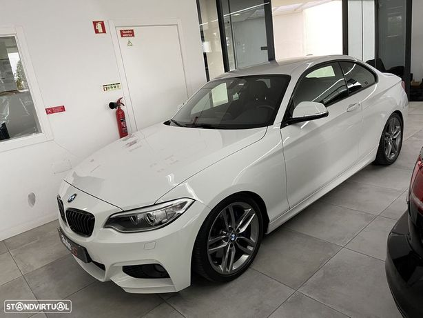 BMW 220 Pack M  Auto