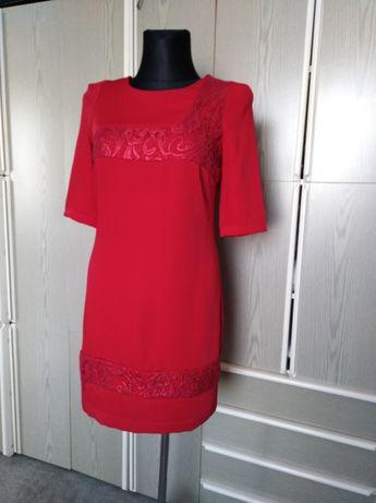 Sukienka wizytowa, nowa, rozm 42