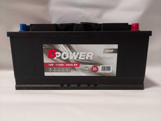 Akumulator 12V BPower 110Ah 920A