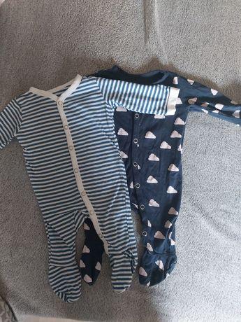 Pajacyki piżamki r.56