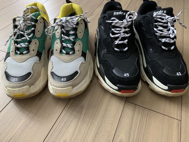 Sneakersy Balenciaga Triple S