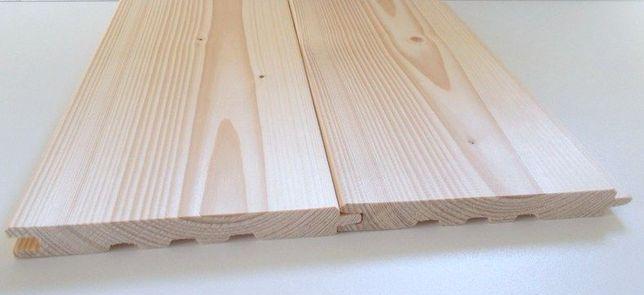 Podbitka z drewna profil FAZA