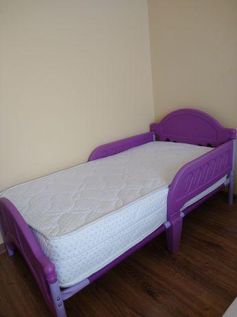 Ліжко для дівчинки Delta Disney з матрацом
