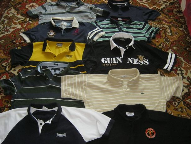 Продам фирменные тениски,размер 50(L).