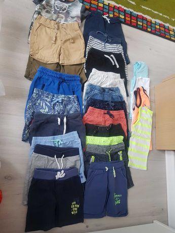 Zestaw krótkich spodni dla chłopca
