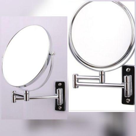 Зеркало косметическое для ванной для бритья